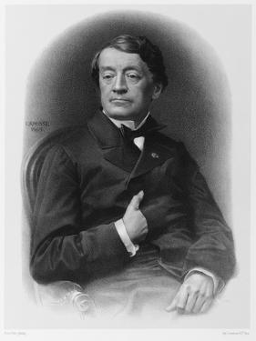 Leon Emmanuel Simon Joseph Comte de Laborde French Archaeologist by Lafosse