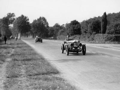 Lagonda Rapier Special, Le Mans 24 Hours, 1934