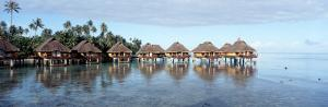 Lagoon Resort, Island, Water, Beach, Bora Bora, French Polynesia