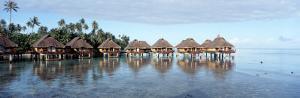 Lagoon Resort, Island, Water, Beach, Bora Bora, French Polynesia