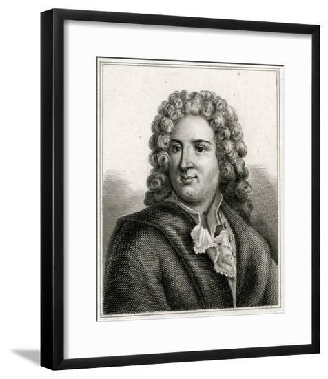 Lagrange Chancel--Framed Giclee Print