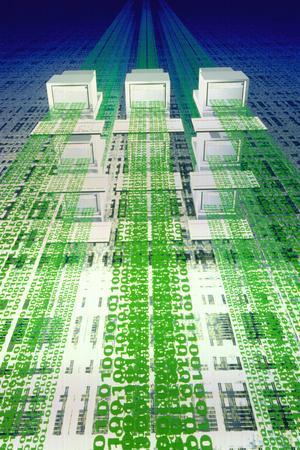 Information Superhighway: Computers & Binary Digit
