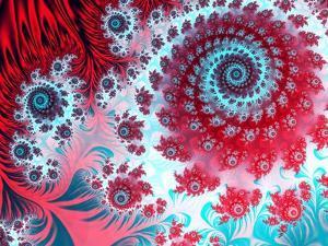 Julia Fractal by Laguna Design