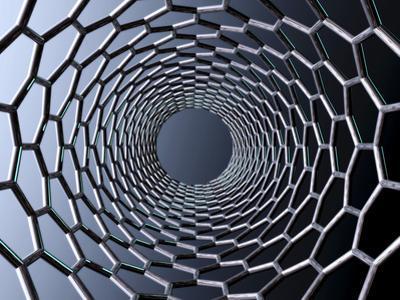 Nanotube Technology, Computer Artwork