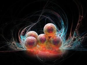 Stem Cell Research, Conceptual Artwork by Laguna Design