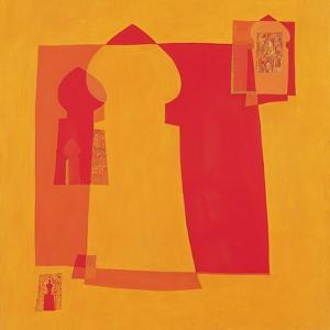 Gates, C.1970-02 by Laila Shawa