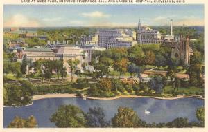 Lake at Wade Park, Cleveland, Ohio