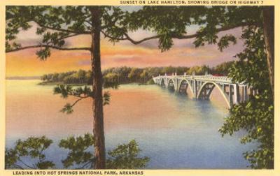 Lake Hamilton, Arkansas