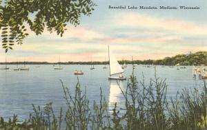 Lake Mendota, Madison, Wisconsin