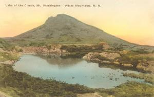 Lake of the Clouds, White Mountains, New Hampshire