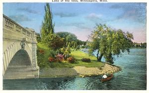 Lake of the Isles, Minneapolis, Minnesota