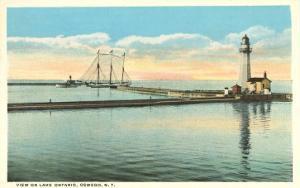 Lake Ontario, Oswego, New York