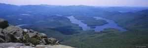 Lake Placid, Adirondack Mountains, New York, USA