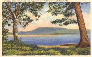 Lake Pleasant, Adirondack Mountains, New York