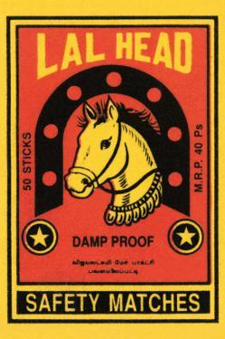 Lal Head Safety Matches