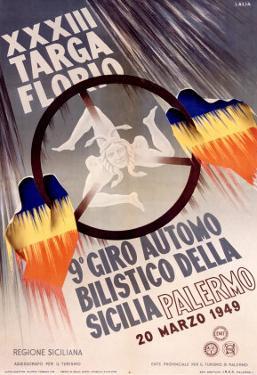 XXXIII Targa Florio by Lalia