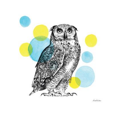 Sketchbook Lodge Owl