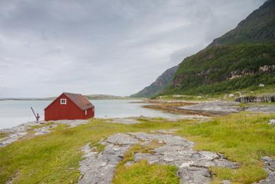 Seaside Building in Northern Norway by Lamarinx