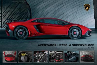 Affordable Lamborghini Posters For Sale At Allposters Com