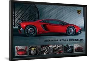 Lamborghini- Aventador 750-4 Superveloce