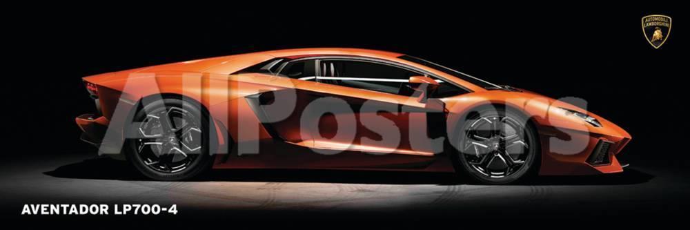 Lamborghini Aventador Lp700 4 Poster At Allposters Com