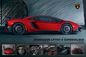 Lamborghini Aventador Lp750-4