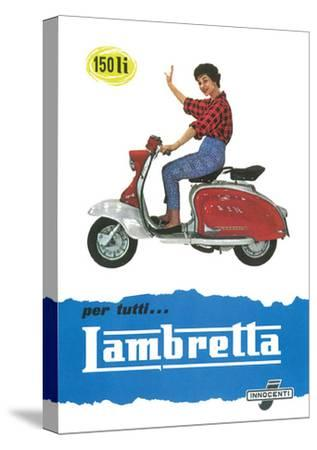 Lambretta 150 Li Lambretta