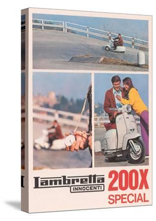 Lambretta 200sx