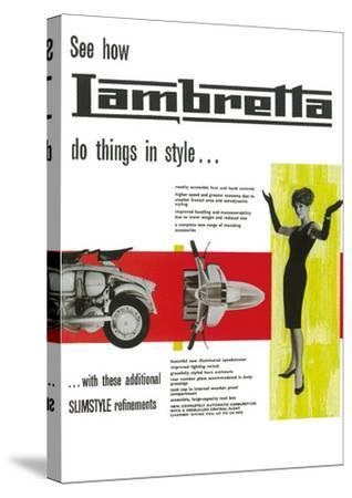 Lambretta Do Things in Style