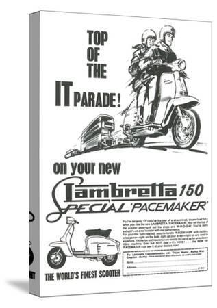 Lambretta Top of the IT Parade