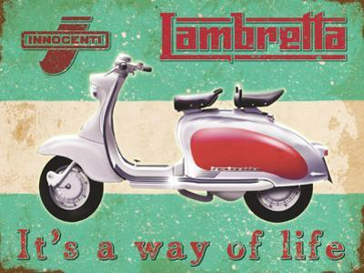 Lambretta - Way of life