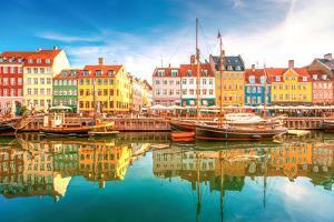 Nyhavn, Kopenhagen by LaMiaFotografia