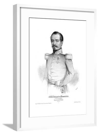 Lamoriciere--Framed Giclee Print