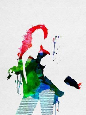 Beyoncé Watercolor by Lana Feldman