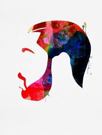 Drake Watercolor