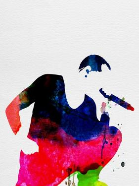 Linkin Park Watercolor by Lana Feldman