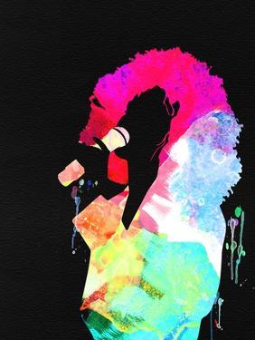 Whitney Watercolor by Lana Feldman