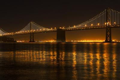 Bay Bridge by Lance Kuehne
