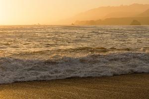 Golden Shores by Lance Kuehne