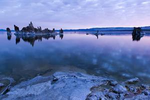 Mono Lake Dawn by Lance Kuehne