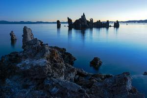 Mono Lake Sunrise by Lance Kuehne