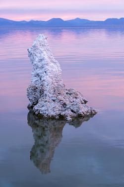 Pastel Tufa by Lance Kuehne