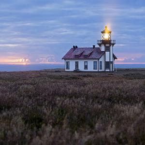 Point Cabrillo Light Station by Lance Kuehne