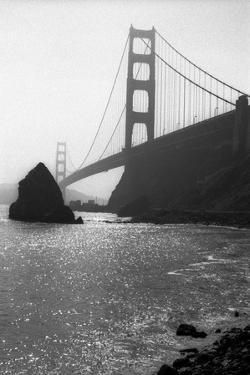 The Golden Gate Bridge by Lance Kuehne