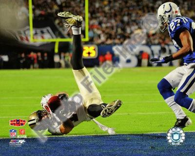 Lance Moore Super Bowl XLIV
