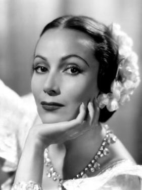 Lancer Spy, Dolores Del Rio, 1937