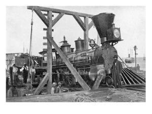 Landing the Military Engine General Dix