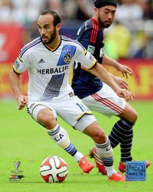 Landon Donovan 2014 MLS Cup Final Action