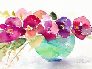 Bowl of Blooms by Lanie Loreth