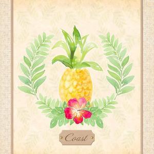 Coast Pineapple by Lanie Loreth